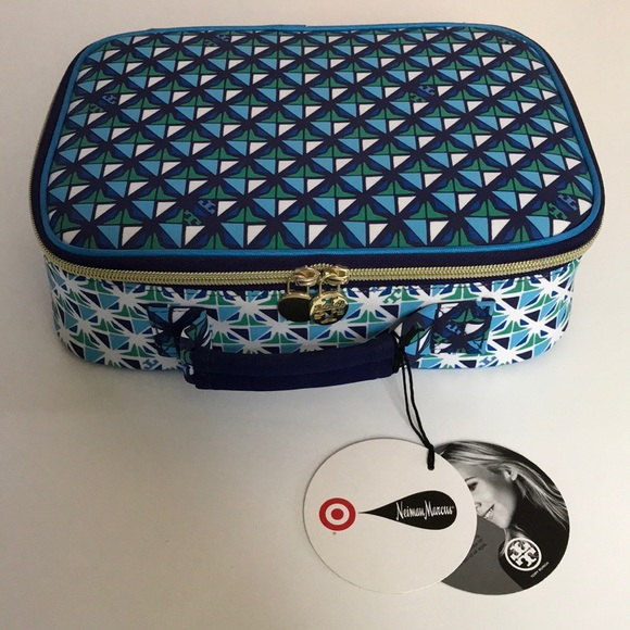 Tory Burch + Neiman Marcus for Target Lunch Box NWT